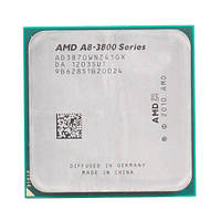Процессор AMD A8-3870K, 4 ядра 3ГГц, FM1 + IGP