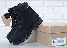 Женские зимние ботинки Timberland с натуральным мехом (36, 37, 38, 39, 40, 41 размеры), фото 2