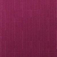 Готовые рулонные шторы 350*1500 Ткань Лён 7446 Пурпурно-красный