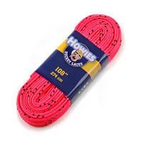 "Шнурки хоккейные Howies Laces Pink 108"" nonwaxed (не вощеные)"