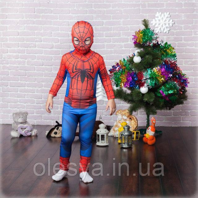 Карнавальный костюм Человек-Паук Спайдермен