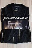 Халат чоловічий махровий Туреччина арт 990 L XL 2XL 3XL 4XL р CHERESKIN., фото 5