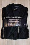 Халат чоловічий махровий Туреччина арт 990 L XL 2XL 3XL 4XL р CHERESKIN., фото 6