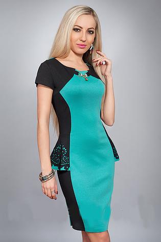 Платье приталеное, фото 2