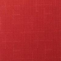 Готовые рулонные шторы 350*1500 Ткань Лён 888 Вишнёвый