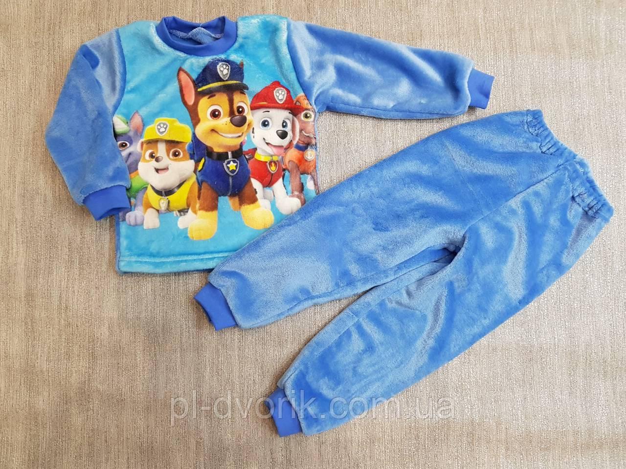 Пижама детская Фотопечать Ткань - велсофт  Цена 300 Размерный ряд: 28-30-32-34  Рост: 92-98,