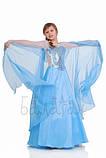 Детский карнавальный костюм для девочки Холодное сердце Эльза 110-140р, фото 4