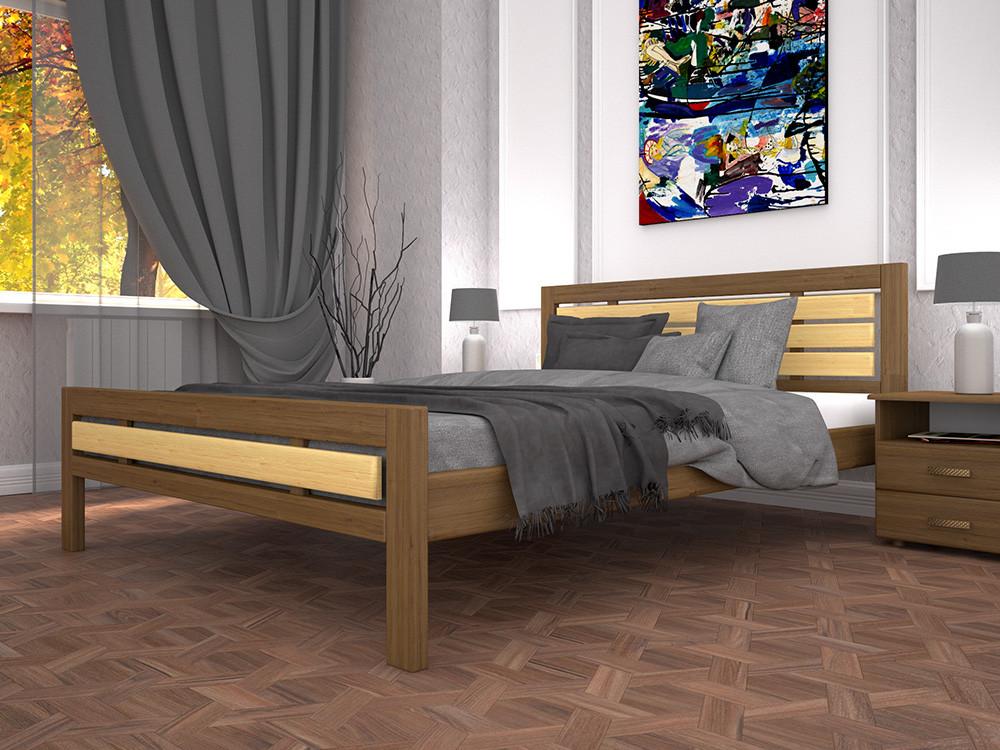 Кровать двуспальная Модерн 1 ТМ ТИС