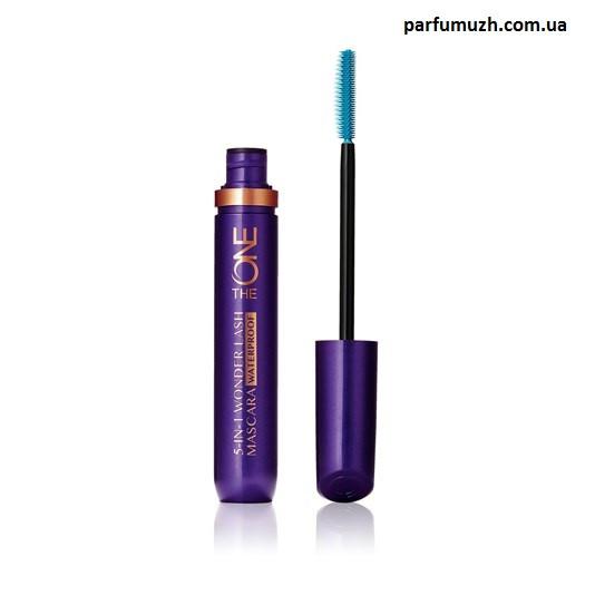 Многофункциональная водостойкая тушь для ресниц 5-in-1 Wonder Lash Mascara Waterproof