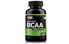 Аминокислоты Optimum Nutrition BCAA 1000 Caps 200 caps