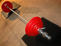 Штанга олимпийская, штанга любого веса, гриф, блины, замки, фото 1