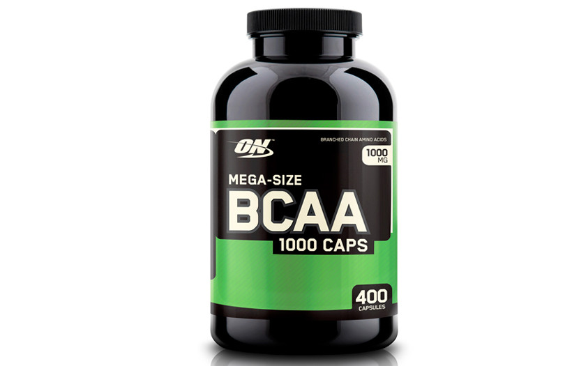 Амінокислоти Optimum Nutrition BCAA 1000 Caps 400 caps