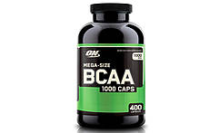 Аминокислоты Optimum Nutrition BCAA 1000 Caps 400 caps