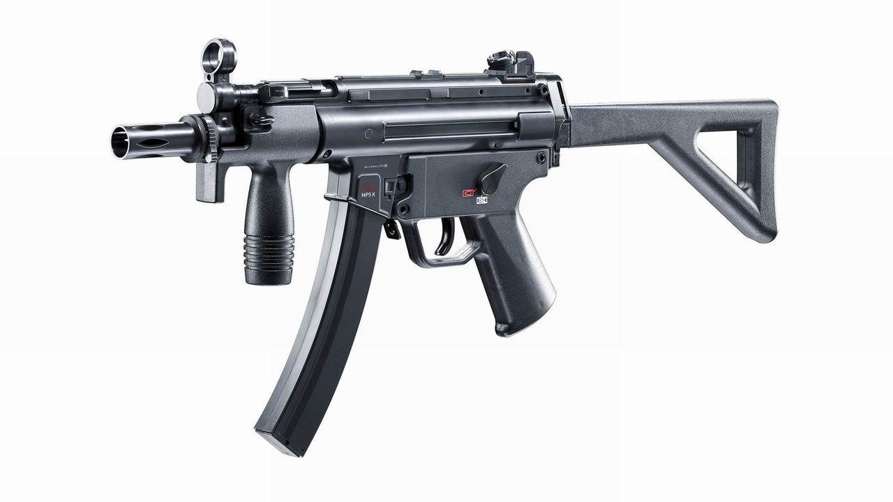 Пневматический пистолет Umarex MP5 K-PDW