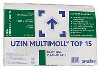Изолирующая и разделительная плита UZIN Multimoll Top 15