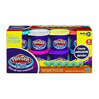 Набір тесту Hasbro Play-Doh A1206 8 баночок, фото 1