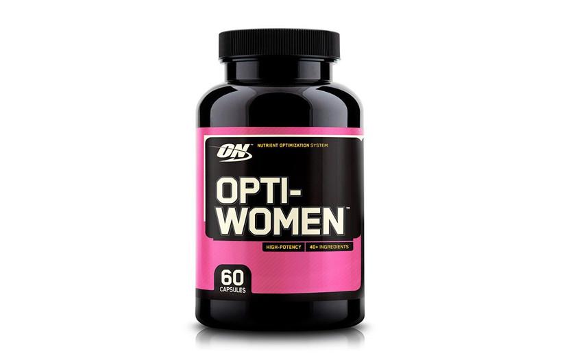Вітаміни і мінерали Optimum Nutrition Opti Women 60 caps.
