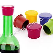 Пробка для бутылки универсальная силиконовая