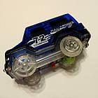 Гоночный трек для машинок Magic Track  (Гибкая гоночная трасса ) 220 деталей, фото 4