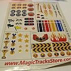 Гоночный трек для машинок Magic Track  (Гибкая гоночная трасса ) 220 деталей, фото 6