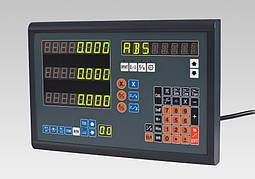 Трехкоординатное устройство цифровой индикации TOP20-3L BiGa (для токарного станка)