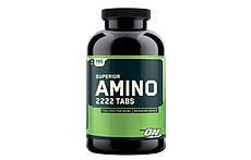 Аминокислоты Optimum Nutrition Superior Amino 2222 160 tabs.