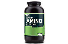 Аминокислоты Optimum Nutrition Superior Amino 2222 320 tabs.