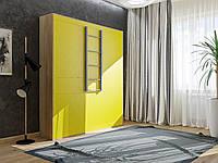 Двухъярусная кровать-шкаф трансформер
