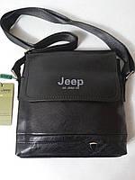Сумка мужская кожаная Jeep