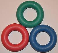 Еспандер бублик малий з кольорової гуми
