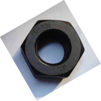 Гайка М27 с увеличенным размером под ключ (HV) DIN 6915, фото 2