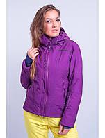 Женская горнолыжная куртка Snow Headquarter, фиолет P. L, фото 1