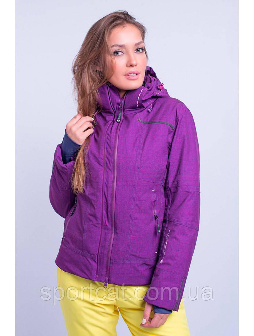Женская горнолыжная куртка Snow Headquarter, фиолет P. L