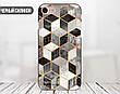 Силиконовый чехол для Apple Iphone XS Max (Куб), фото 3