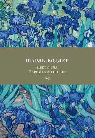 Цветы зла Парижский сплин Шарль Бодлер, фото 2