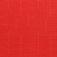 Готовые рулонные шторы 325*1500 Ткань Лён 610 Красный