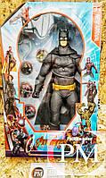 Фигурки Супер-героев (Бетмен, Танос, Капитан Америка, Тор, Флеш, Черная Пантера) Бетмен