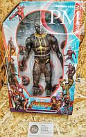 Фигурки Супер-героев (Бетмен, Танос, Капитан Америка, Тор, Флеш, Черная Пантера) Черная Пантера