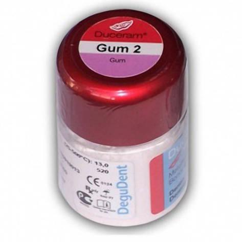 Duceram Kiss Gum Dentin 2 Degudent (20г), фото 2