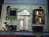 Платы от LED TV Samsung UE40KU6000UXUA поблочно, в комплекте (разбита матрица)., фото 1