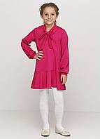 Платье для девочки красного цвета , фото 1