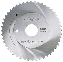 Режущие диски для орбитального трубореза D=68 мм Z=60 для резки нержавеющей трубы