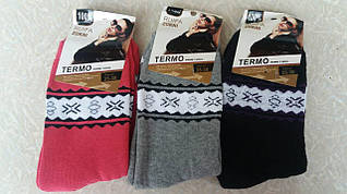 Носки женские  махровые, Ruifa TERMO, размеры 35/38, 39/41, арт. 603681