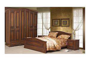 """Спальня,спальный гарнитур """"Луиза"""" Орех"""