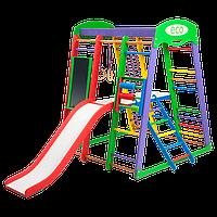 """Детский спортивный комплекс для дома """"Акварелька Plus 3"""""""