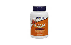 Витамины и минералы NOW Adam Male Multi 120 Tabs