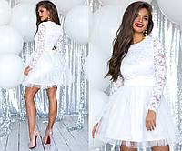 d6e6568a0f5 Гипюровое платье с пышной юбкой оптом в Украине. Сравнить цены ...