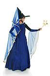 Детский карнавальный костюм для девочки  Волшебница 122-152р, фото 2