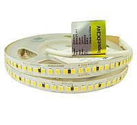 Светодиодная лента 2835-192-IP20-NW-10-24-80 (4000K)