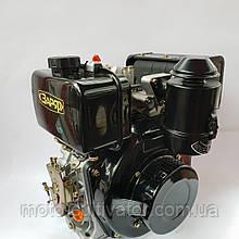 Двигатель дизельный 178,6 л.с.шлицевой
